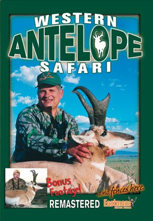 Western Antelope Safari [DVD] [Import]