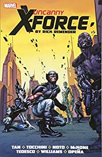 Uncanny X-Force by Rick Remender: The Complete Collection Volume 2 (078518824X)   Amazon price tracker / tracking, Amazon price history charts, Amazon price watches, Amazon price drop alerts