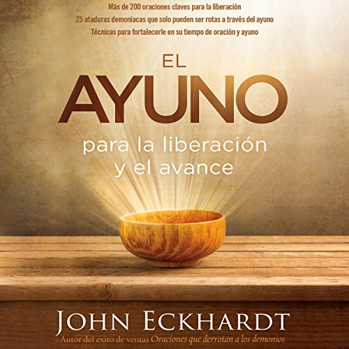El Ayuno [Fasting] audiobook cover art