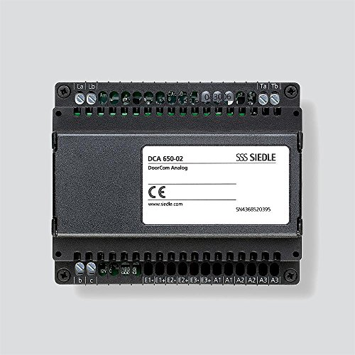 Siedle DCA 650-02 DoorCom Analog
