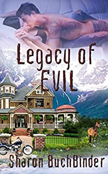 Legacy of Evil (The Hotel LaBelle Series Book 2) by [Sharon Buchbinder]