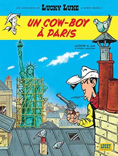 Lucky Luke: Un cow-boy a Paris