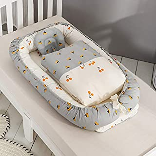 EFE Fe Baby Wooden Bed Gift Photo Prop Posing Portable Durable Photography Shotting