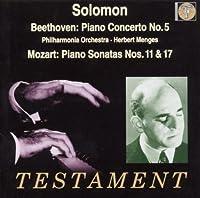 Piano Concerto 5 / Piano Sonatas 11 & 17 (2001-11-13)
