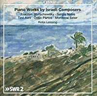 Piano Works By Israeli Compose