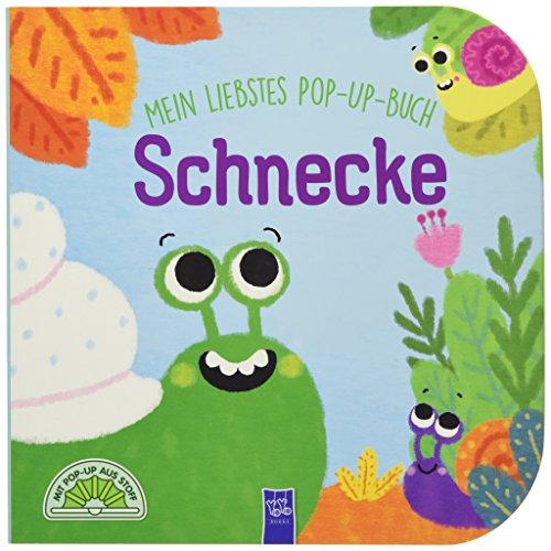 Bald bin ich groß - Schnecke!: Ein spannendes Pop-Up-Buch
