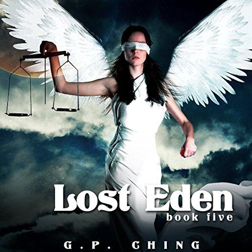 Lost Eden cover art