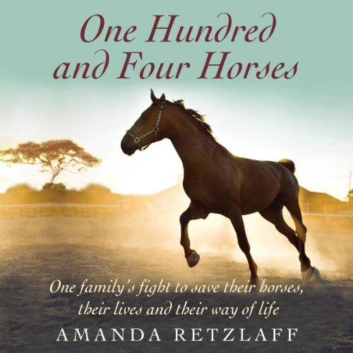 One Hundred and Four Horses audiobook cover art