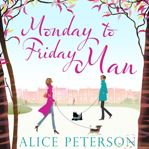 Monday to Friday Man audiobook cover art