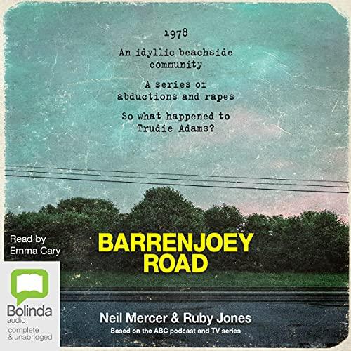 Barrenjoey Road cover art