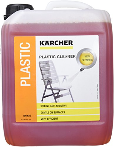 Krcher Plastic Cleaner - 5L Canister - Bote limpiador detergente de lavado...