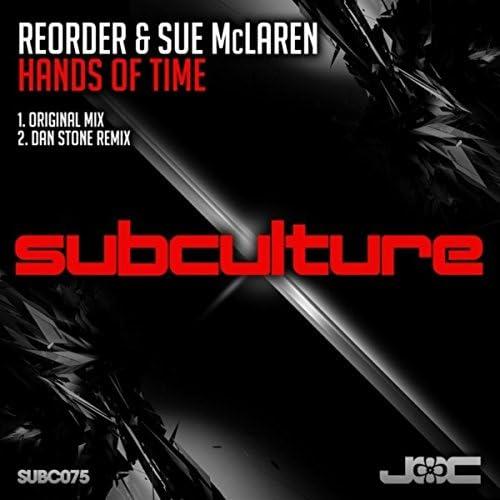 Reorder & Sue McLaren
