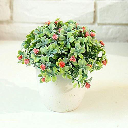 manyan Hauptdekorationen, Künstliche Pflanzen, Graskugeln, Bonsai-Ornamente, Künstliche Blumen, Grüne Pflanzen, Künstliche Plastikblumen, Künstliche Topfpflanzen