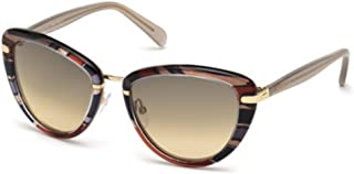 0d31686f44bb Sunglasses Emilio Pucci EP 11 EP0011 20B grey/other / gradient smoke
