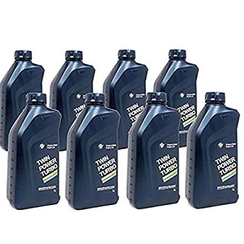 BMW 83 21 2 365 929-8 TwinPower Turbo Motoröl LL-04 0W-30 (8 x 1 Liter)