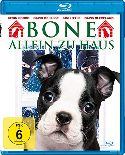 Bone-Allein zu Haus [Blu-ray]
