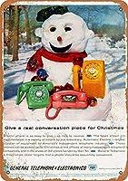 一般電話の色付き電話 メタルポスター壁画ショップ看板ショップ看板表示板金属板ブリキ看板情報防水装飾レストラン日本食料品店カフェ旅行用品誕生日新年クリスマスパーティーギフト