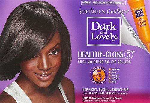 Relaxer for African American Hair