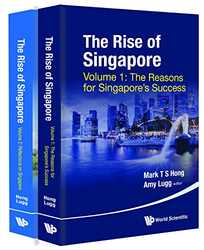 Rise Of Singapore, The (In 2 Volumes) (English Edition)