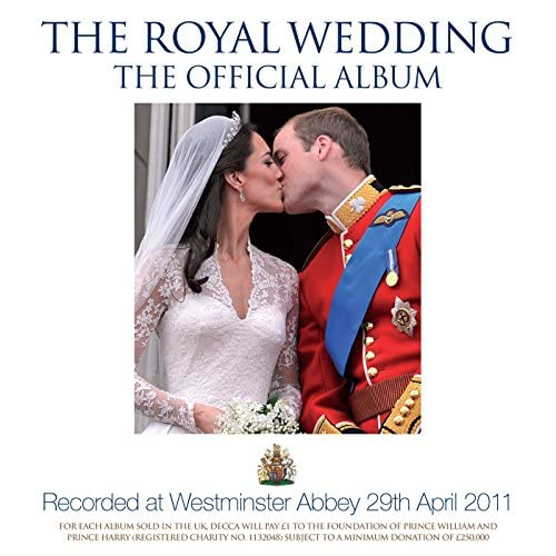 The Choir Of Westminster Abbey, James O'Donnell, The Choir of Her Majesty's Chapel Royal, St James's Palace, Doctor Andrew Grant, London Chamber Orchestra & Christopher Warren-Green