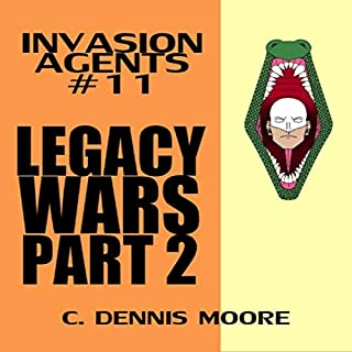 Legacy Wars: Part 2 audiobook cover art