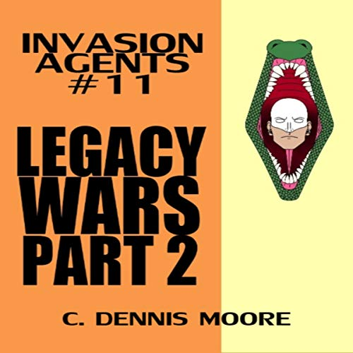 Legacy Wars: Part 2 cover art