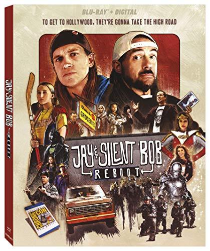 Jay And Silent Bob Reboot [Blu-ray]
