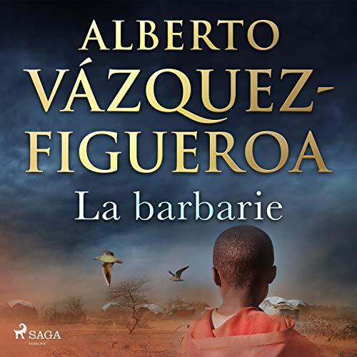 La barbarie  By  cover art