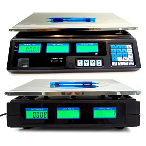 Balanza digital profesional electrónica