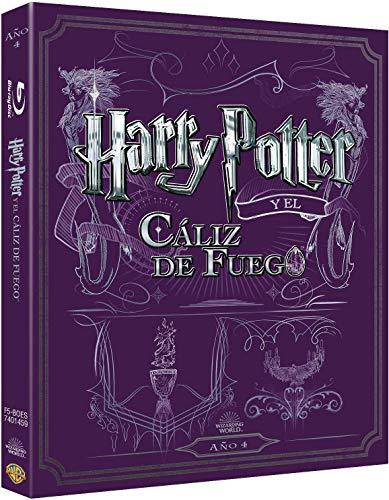 Harry Potter Y El Cáliz D
