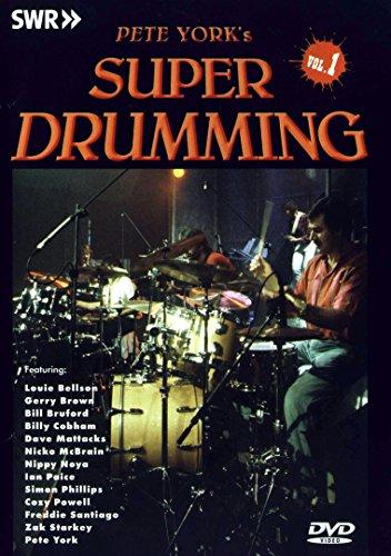 Super Drumming Vol.1 (2 DVDs)