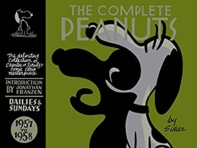 The Complete Peanuts 4巻 表紙画像