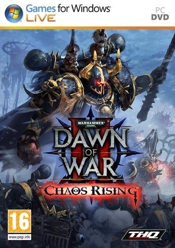 Warhammer 40,000: Dawn of War II - Chaos Rising (inkl. Wendecover) [Importación alemana]