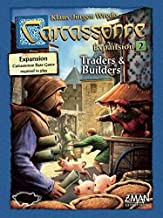 New New Carcassonne Strategy Board Game Traders & Builders Expansion Pack