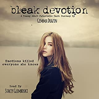 Bleak Devotion audiobook cover art
