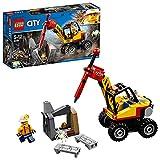 LEGO 60185 City Mining Mina: Martillo hidráulico (Descontinuado por Fabricante)