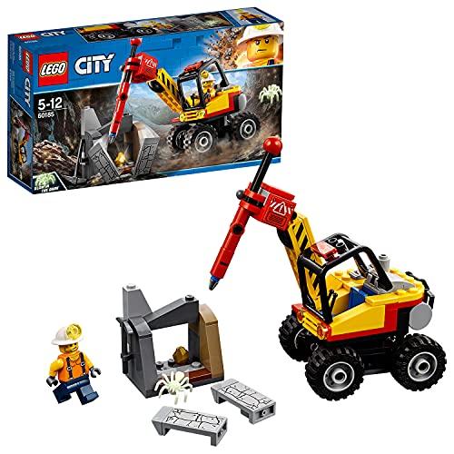 LEGO 60185 City Mining Power-Spalter für den...