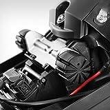 KYN per BMW R1200 GS LC 2013-2018, R1200GS LC ADV 2014-2019, R1200 RT 2005-2013, R1200RT LC 2014-2019 - Set di regolazione altezza sedile moto