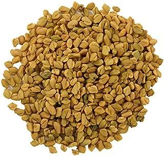 Frontier Co-op Fenugreek Seed Whole, Certified Organic 1 lb. Bulk Bag
