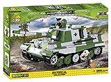 Cobi 2484 SD.KFZ. 186 Jagdpanzer VI ( Jagdtiger), Grün/Grau