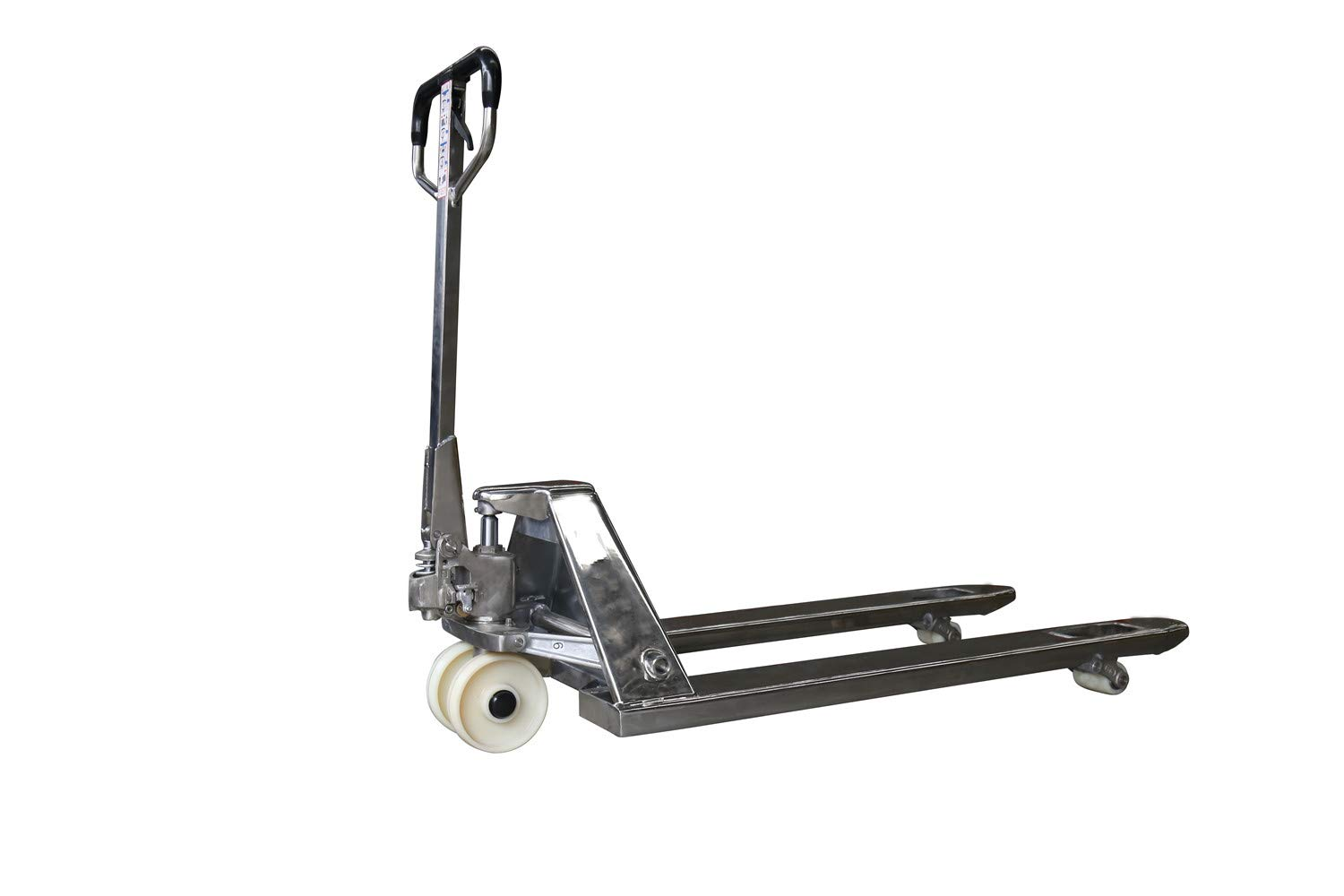 304 Stainless Steel Pallet safety Jacks OFFicial site Pall Capacity 2200lbs Load Hand