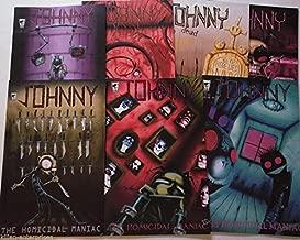 Johnny The Homicidal Maniac #1-7 Set New Printings