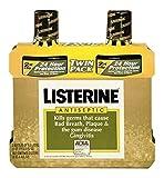 Listerine antiseptique pour la bouche...image