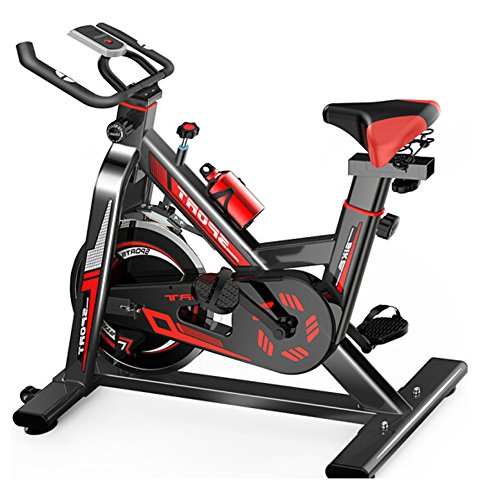 Melodycp Home Spinning Bicycle Ultra-Quiet Cyclette Indoor Indoor Exercise Bicycle Attrezzature per Il Fitness