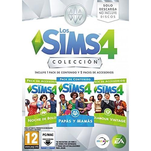 Los Sims 4 - Colección 5 (La caja contiene un código de descarga - Origin