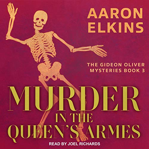 Murder in the Queen's Armes cover art