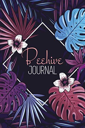 Beehive Journal: Beekeeping Log Book and Bee Journal for Beekeepers - Beekeeping Supplie and...