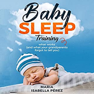 Baby Sleep Training cover art