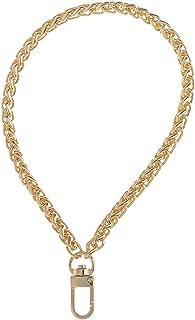 Prettyia Metal Replacement Wrist Strap Chain for Clutch/Wristlet/Purse/Pouch - 20cm