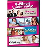 4-Movie Collection (5-Year Engagement / Break-Up / It's Complicated / Couple's Retreat)